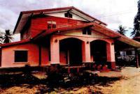 บ้านเดี่ยวหลุดจำนอง ธ.ธนาคารอาคารสงเคราะห์ บุรีรัมย์ เมืองบุรีรัมย์ บัวทอง