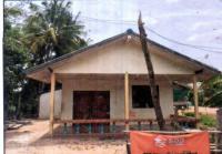 บ้านเดี่ยวหลุดจำนอง ธ.ธนาคารอาคารสงเคราะห์ บุรีรัมย์ เมืองบุรีรัมย์ สะแกโพรง